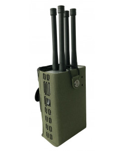 phone jammer illegal websites - Altron-4 Powerful & Portable 4 bands jammer (35W)