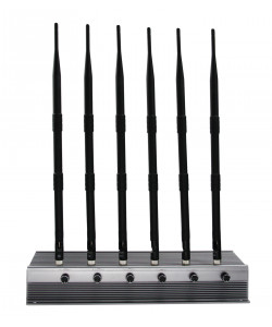 HPJ1000 Powerful 60W desktop jammer