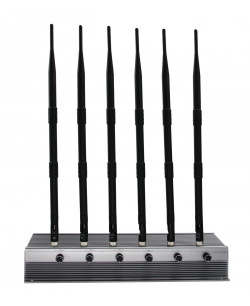 special phone jammer schematic - HPJ1000 Powerful 60W desktop jammer