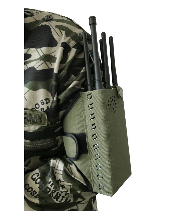 Signal blocker Darlington , China Latest Portable Drone Signal Jammer - China Drone Jammer, Drone Blocker