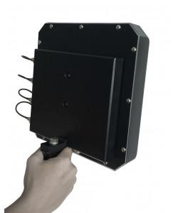 Spectrum - handheld wide range drone jammer