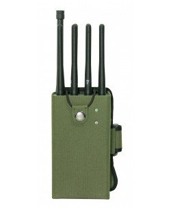 phone tap jammer doors - TITAN - 8 bands mobile phone jammer (8W)