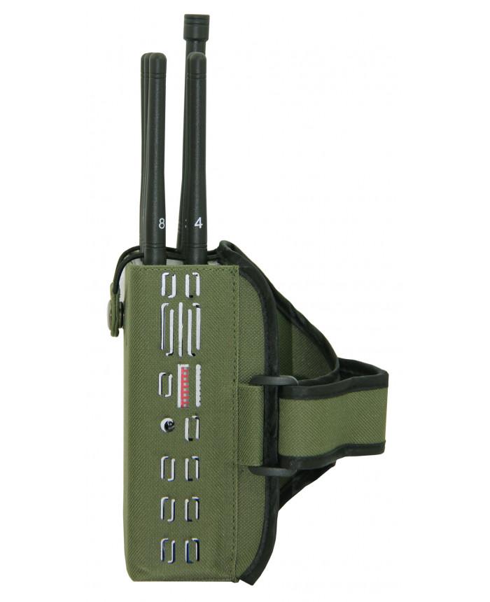 Signal blocker Victoris | China 6-Band Portable Cell Phone & GPS Jammer, 3G Cell Phone Signal Jammer - China Portable Cellphone Jammer, GPS Lojack Cellphone Jammer/Blocker